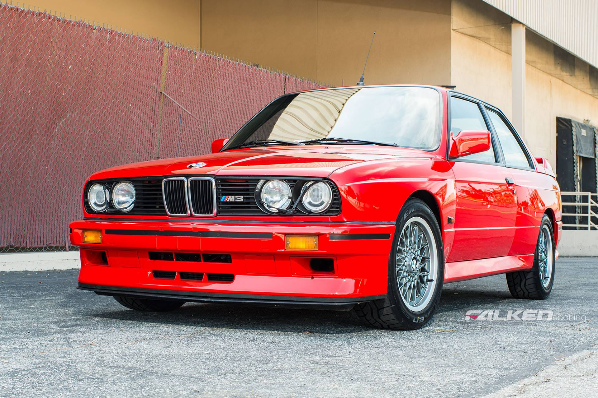 BMW E30 M3 - HisPotion