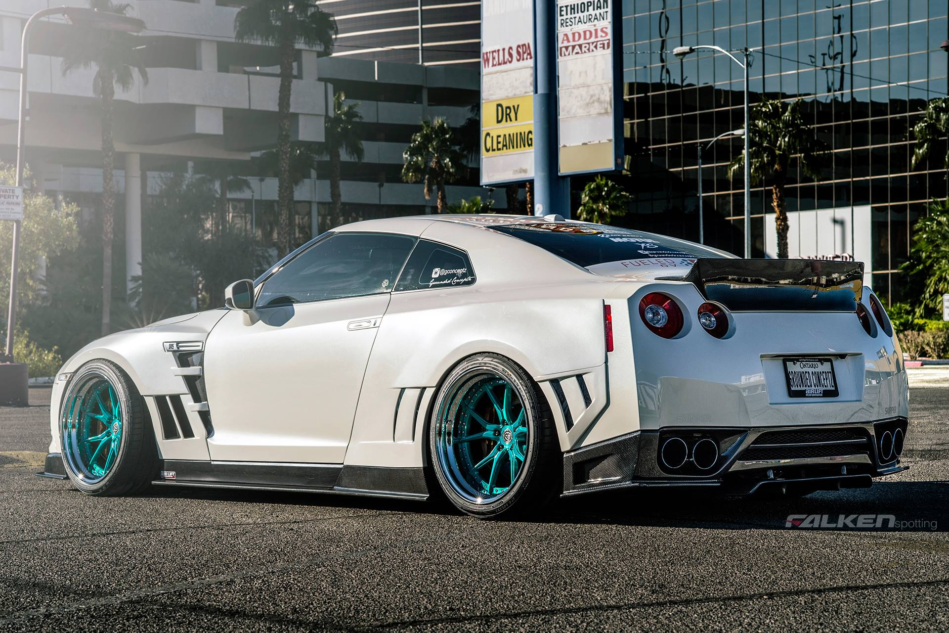 Nissan GT-R R35 Nismo - HisPotion