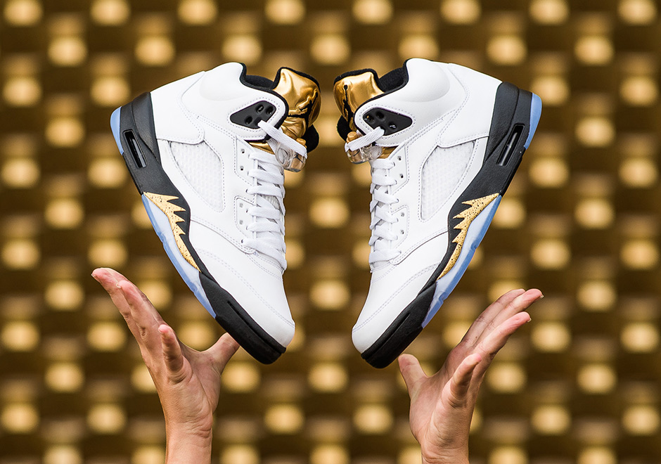 best sneakers 8feee 1908a air-jordan-5-gold-tongue-release-details-price-