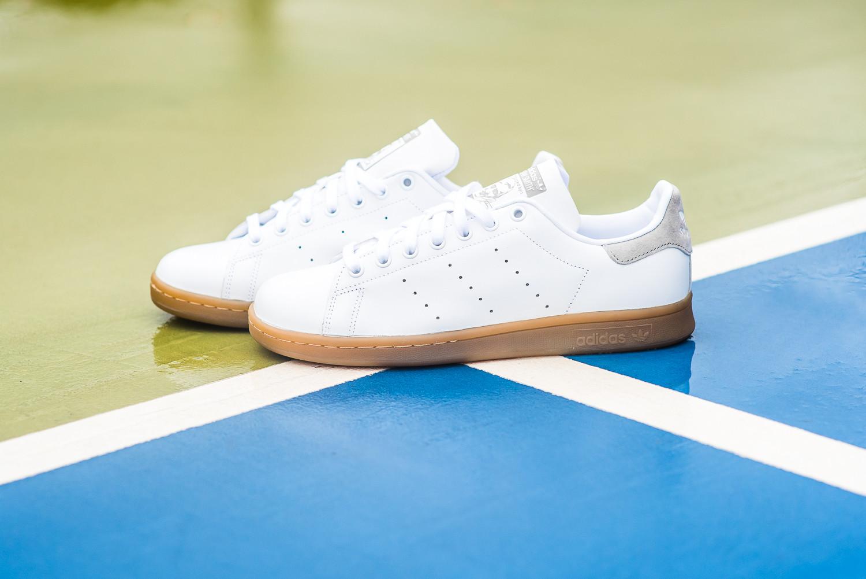 adidas stan smith white gum